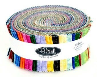 Splash Strip Set from Blank Quilting by the set