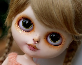 WALNUT - Custom Blythe Doll by Starrytale Dolls