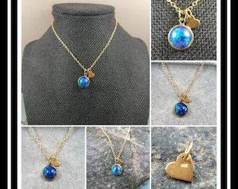 Memorial Ash PendantArrowhead Necklace Cremation Necklace Pet Memorial JewelryAsh NecklaceOver 80 Color Options