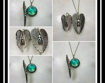 Memorial Ash Cremation Star of David NecklaceCremation Pendant Pet Memorial Jewelry Memorial Jewelry100+Color Options