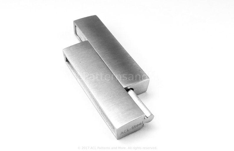 ACL-Steel\u00ae Clasp Steel