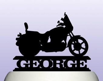 Motorrad Topper Etsy