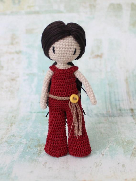 Crochet Pattern Crochet Doll Pattern Amigurumi Doll Crochet Etsy Extraordinary Amigurumi Doll Pattern