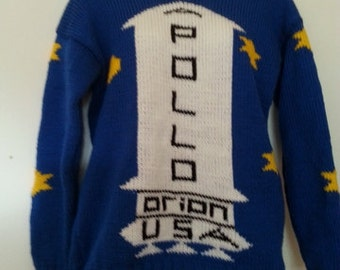 Apollo Sweater Etsy