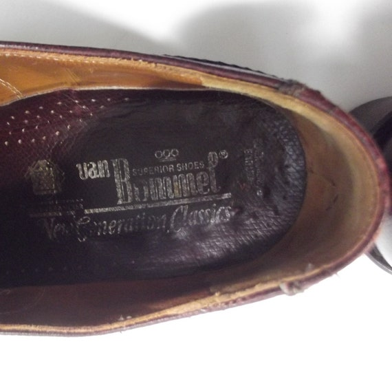 van Bommel shoes, hand made Dutch leather shoes, … - image 4