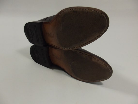 van Bommel shoes, hand made Dutch leather shoes, … - image 7