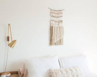 "Weaving, Macrame Wall hanging, Woven Wall decor ""UnBroken"""