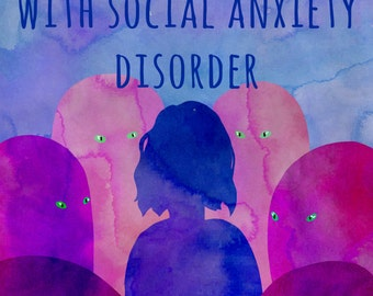 Social Anxiety Zine // Guide to Coping with Social Anxiety Disorder // Issue #2