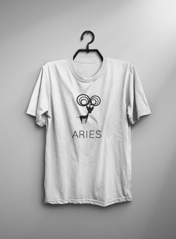 Black No Problemo Tee  Aries  T-shirts