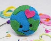 Earth Love DIY Felt Sewing Kit