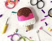 Sewing kit, lolly sewing, felt craft kit, DIY felt craft kit, felt sewing kit, craft kit, kits, felt craft, sewing projects