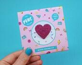 Heart Badge Making Craft Kit