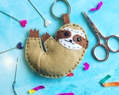 Sammy Sloth DIY Felt Sewing Kit