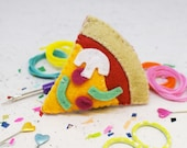 Pizza Time Felt Sewing Craft Kit