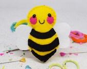 Bernard Bee DIY Felt Sewing Kit
