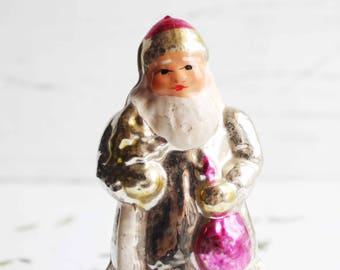 1950s christmas decoration vintage christmas decorations  antique christmas ornaments russia ornaments mercury glass ornament catalog soviet