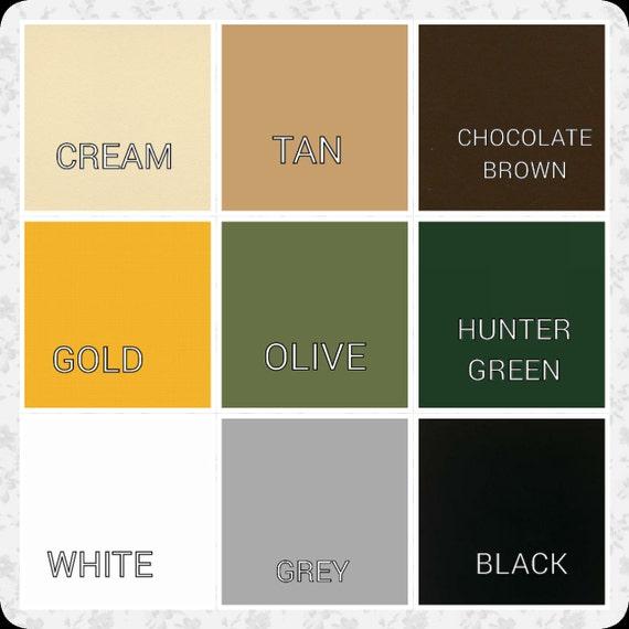 Won/'t Pop Off Queen Sheet Set Deep Pocket White Tan Brown Cream Any Queen