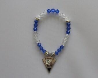 Indianapolis Colts Charm Bracelet