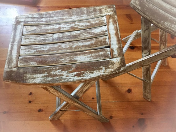 Rustic bar stools solid teak farmhouse bar stool set etsy