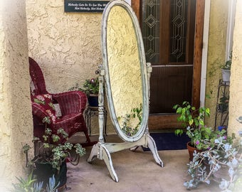 French floor mirror   Etsy