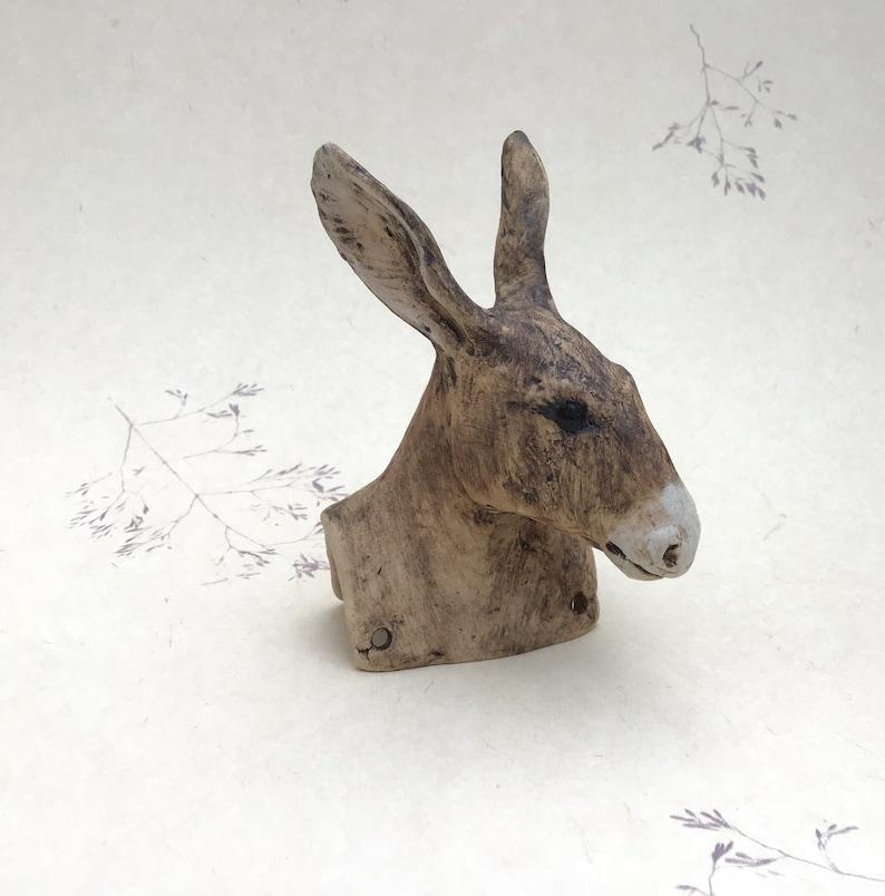 Donkey Doll Head image 0