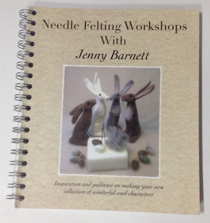 Needle Felting Book image 0
