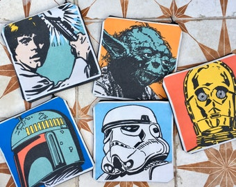 Upcycled Star Wars Purse/Pouch/Makeup Bag
