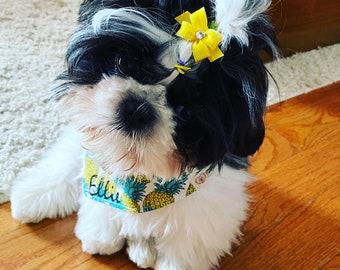 Small Dog Bows Etsy
