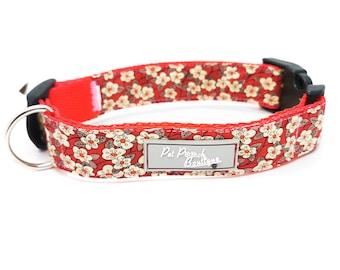 pink dog collar Hemp Dog Collar puppy collar Personalized Dog Collar large dog collar custom dog collar and lead boy dog collar lead