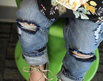 These Knees Jean - Baby - Toddler - Kids
