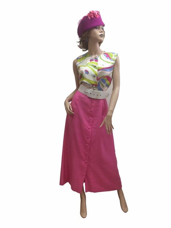 60's Dynasty Dress (As Is)