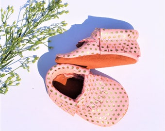 2aba7109748a Baby shoes confetti