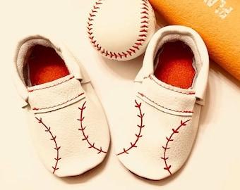 74ef5ff34 Baseball baby shoes