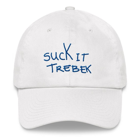 Suck it Trebek Dad Hat For him For her Gift  89c857ecc68