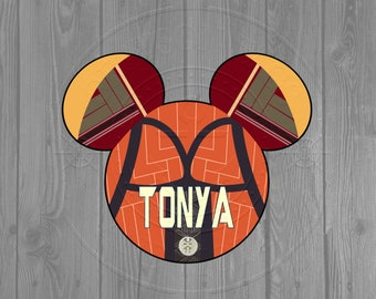 Disney Cruise Door Magnet - Okoye from Black Panther Inspired Magnet (2 sizes to choose from)