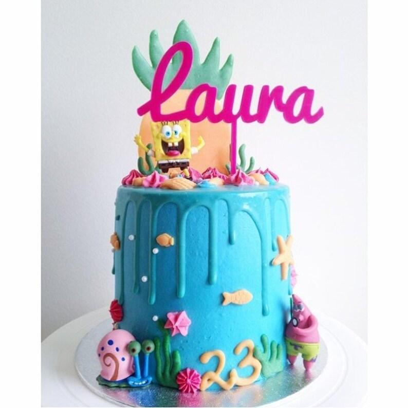 Sensational 78 Personalised Birthday Cakes Delivered Uk Caramelised Banana Funny Birthday Cards Online Alyptdamsfinfo