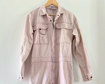 c3558cfaf2c Heavyweight light pink jumpsuit