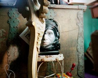 Priory House | Photographic Print | Photography | Still Life | Analogue | Colour | Home | Decor | Wall Art | Retro