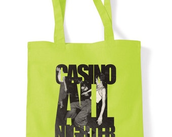 a65e5072811b Northern Soul Casino All Nighter Tote Shopping Bag
