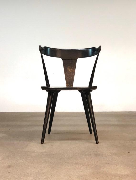 Paul Mccobb Planner Group 1530 Arm Chair Mid Century
