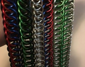 Custom Colors Chainmail Lanyard- cosplay convention