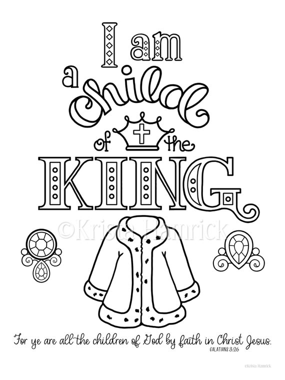 King Solomon and Wives - Bible Coloring Page | What's in the Bible? | 760x570