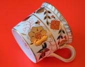 Circa 1977 A Royal Crown Derby Imari Bone China Coffee Can - Collectible Ideal Present