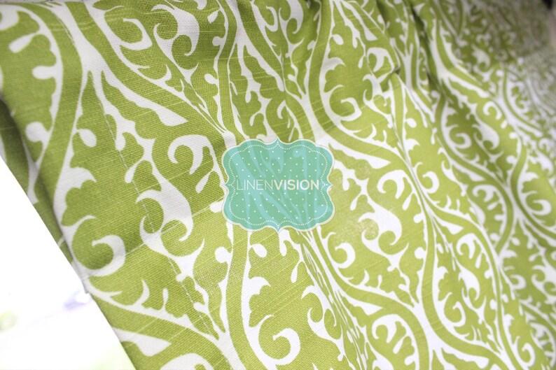 0a0fd92ba PAIR of Curtain Drape Panels 2 PC Premier Print KIMONO | Etsy