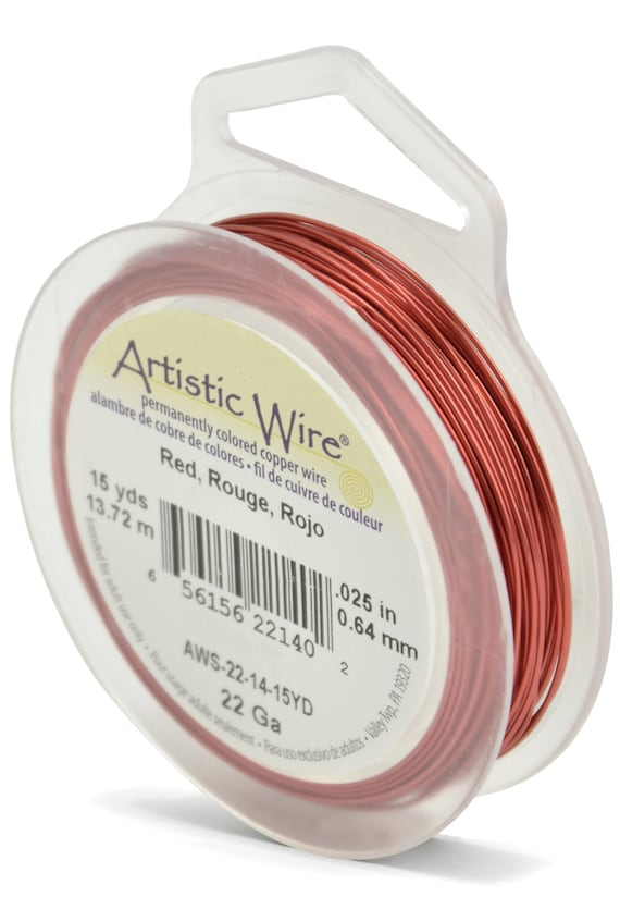 Choose Your Colour and Gauge Beadalon Artistic Wire