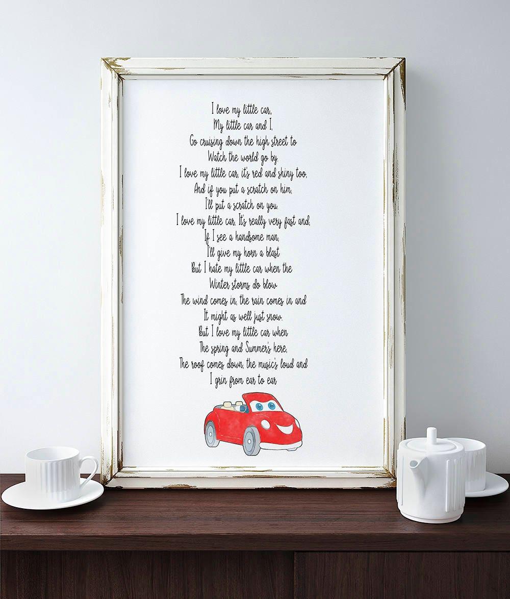 ich liebe mein auto gedicht f r frauen besitzen ihr erstes. Black Bedroom Furniture Sets. Home Design Ideas