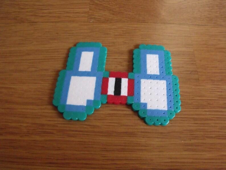 Fnaf Toy Bonnie Pixel Bow