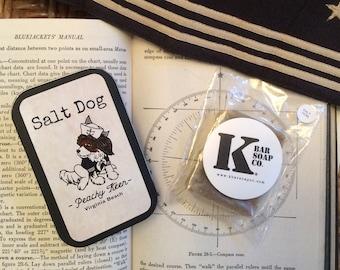 PRE-ORDER Salt Dog soap set