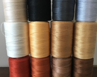 Tencel (8/2 tencel) Weaving Yarn  - 1/2 pound tubes - 1680 yards