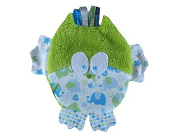 Hot/cold dry organic wheat elephant soft toy